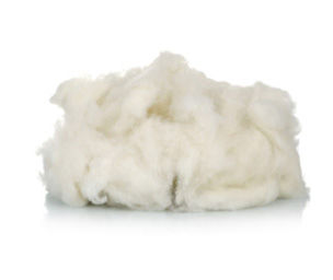 Carded Sheep Wool Combing Fiber 19.5-20.5mic With Wholesale Price